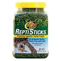 Zoo Med - Reptisticks Floating Aquatic Turtle Food - 5 oz