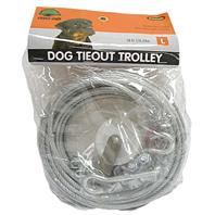 Cider Mill - Dog Tieout Trolley  - 50 Feet