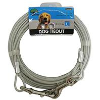 Cider Mill - Dog Tie Out Clear - 30 Feet