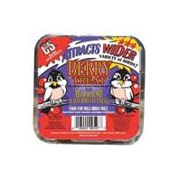 C AND S Products - Berry Suet Treat - 11.75 oz