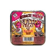 C AND S Products - Nutty Suet Treat - 11.75 oz
