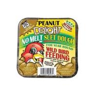 C AND S Products - Peanut Delight Suet Dough - 11.75 oz