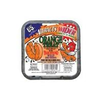 C AND S Products - Orange Treat Suet - 11.75 oz