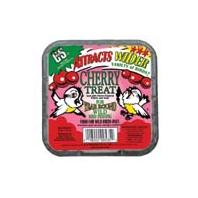 C AND S Products - Cherry Suet Treat - 11.75 oz