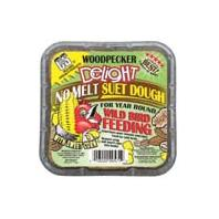 C AND S Products - Woodpecker Suet Delight - 11.75 oz