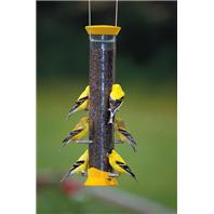 Droll Yankees - New Generation Thistle Feeder - Yellow  - 15 Inch