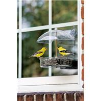 Droll Yankees - The Winner Classic Window Feeder - Clear