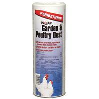 Durvet-Chemtech - Prozap Garden and Poultry Dust - Blue - 2 Lb