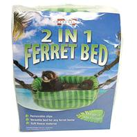 Marshall Pet - Marshall 2 In 1 Ferret Bed - Assorted