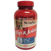 Nutri-Vet - Hip And Joint Chewables - 180 Count