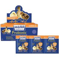 Milk Products - Sav-A-Chick Probiotic Supplement - 3 Pack/.25 oz