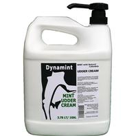 TDL Agritech - Dynamint Udder Cream - White - 1 Gallon