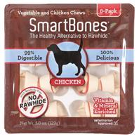 Petmatrix - Smartbones - Chicken - Mini/8 Pack