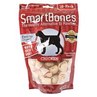 Petmatrix - Smartbones - Chicken - Mini/16 Pack