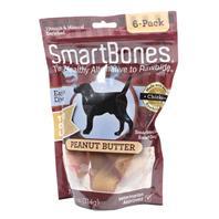 Petmatrix - Smartbones - Peanut Butter - Small/6 Pack