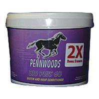 Pennwoods - Bio Plus 60 2X - 4 Lb