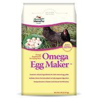 Manna Pro - Omega Egg Maker Supplement For Laying Hens - 5 Lb