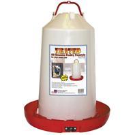 Farm Innovators - Heated Plastic Poultry Fount - 100 Watt