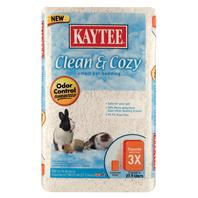 Kaytee Products - Kaytee Clean & Cozy Small Pet Bedding -500 Cubic Inch