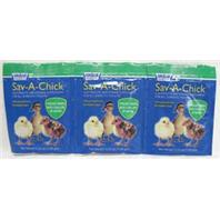 Milk Products - Sav-A-Chick Electrolyte & Vitamin Supplement -3 Pack/.25oz