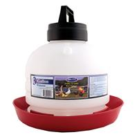 Millside Industries - Top-Fill Poultry Fountain - 3 Gallon