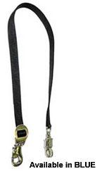 Partrade - Adjustable Trailer Tie - Blue - 14 Inch