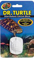 Zoo Med - Dr.turtle Slow-Release Calcium Block - .5 oz