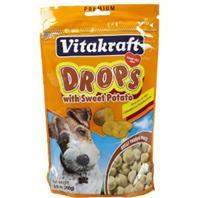 Vitakraft - Drops Dog Treat - Sweet Potato - 8.8 oz