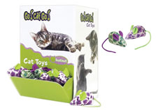 Our Pets - Mini Wild Mouse Chase Bulk Display - 48 Piece