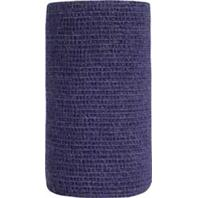Andover Healthcare - Coflex-Vet Cohesive Bandage -  PURPLE 4 INCHX5 YARD