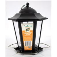 Audubon/Woodlink - Black Carriage Mixed Seed Feeder - Black - 1.5 Lb