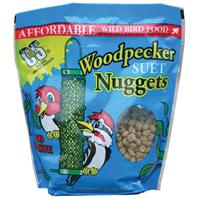 C AND S Products - Woodpecker Suet Nuggets - 27 oz