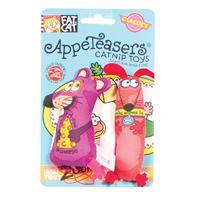 Booda - Fatcat Classics Appeteasers Catnip Toys - Assorted - 2 Pack
