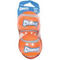 Chuckit - Tennis Balls - Assorted - Medium - 2 Pack