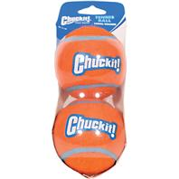 Chuckit - Tennis Balls - Assorted - Large - 2 Pack