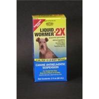 Durvet/Pet - Liquid Wormer 2X  - 2 oz