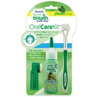 Tropiclean - Fresh Breath Oral Care Kit - Small