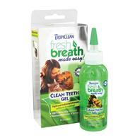 Tropiclean - Fresh Breath Teeth Gel Oral Kit