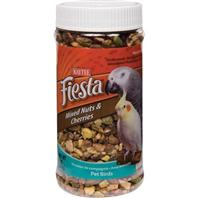 Kaytee Products - Fiesta Mix Nut Treat Jar - 8 oz