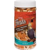 Kaytee Products - Fiesta Papaya, Peanut and Mango Jar - 10 oz