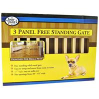 Four Paws - Free Standing Walk Over Gate