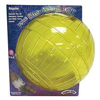 Super Pet - Run-about Ball - Assorted - Gaint/11.5 Inch Diameter