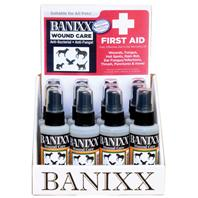 Sherborne - Banixx Wound Care Trial Size Display - 2 oz/12 Piece