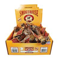 Smokehouse Dog Treats - Usa Made Lamb Bonz
