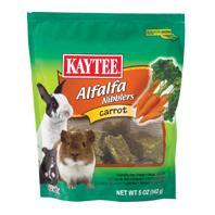 Kaytee Products - Nibbler Carrot - 4 oz