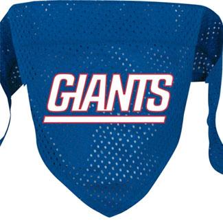DoggieNation-NFL - New York Giants Dog Bandana - Large