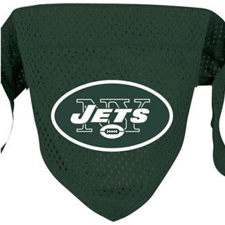 DoggieNation-NFL - New York Jets Dog Bandana - Large