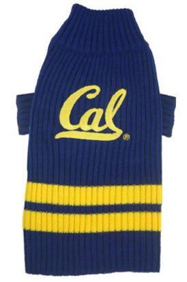 DoggieNation-College - California Berkeley Dog Sweater - Xtra Small