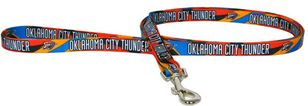 DoggieNation-NBA - Oklahoma City Thunder Dog Leash - One-Size