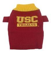 DoggieNation-College - USC Trojans Dog Sweater - Xtra Small
